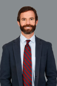 Attorney Chad Nelson of Pelletier Marshall & Clark